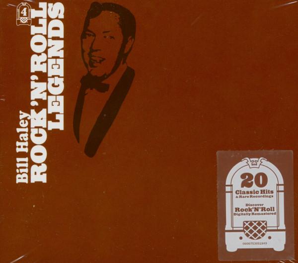 Rock & Roll Legends Series (CD)