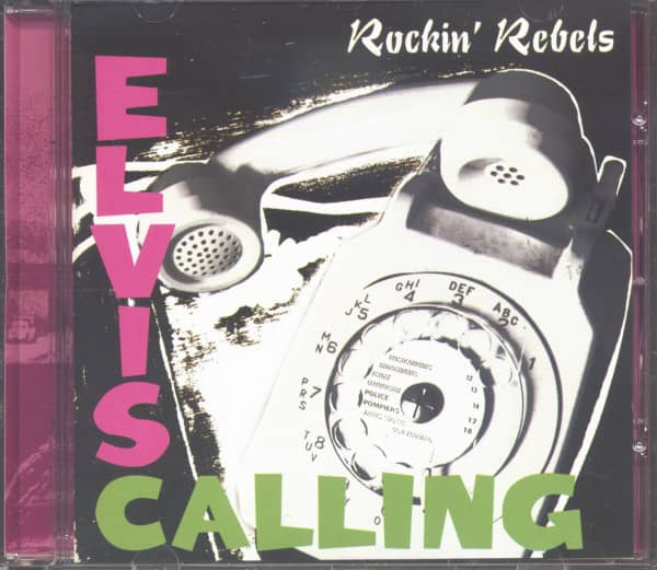 Elvis Calling (CD)