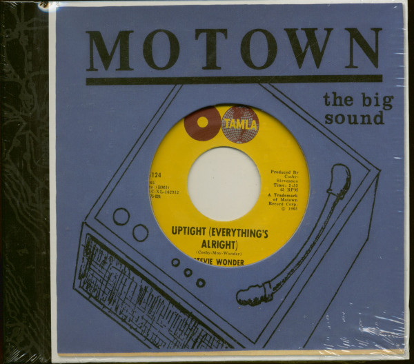 Complete Motown Singles Vol.5 1965 (6-CD plus bonus 45RPM)