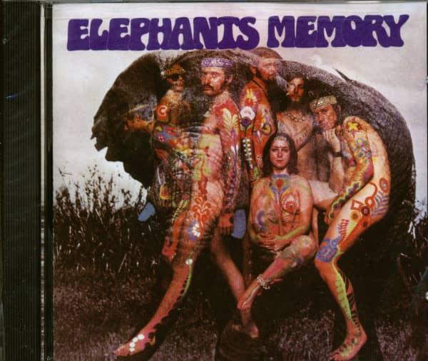Elephants Memory (CD)