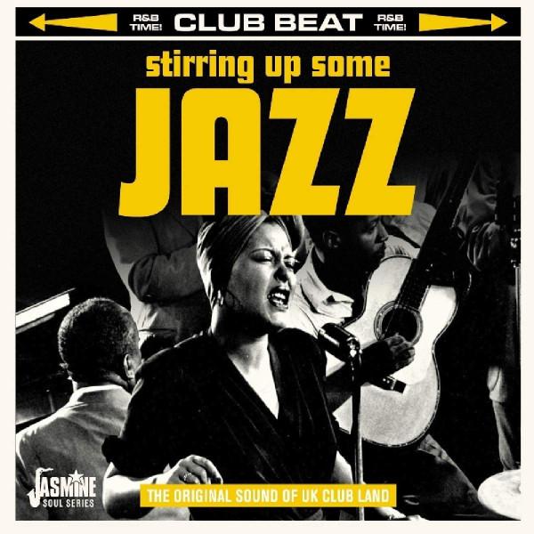 Stirring Up Some Jazz (CD)