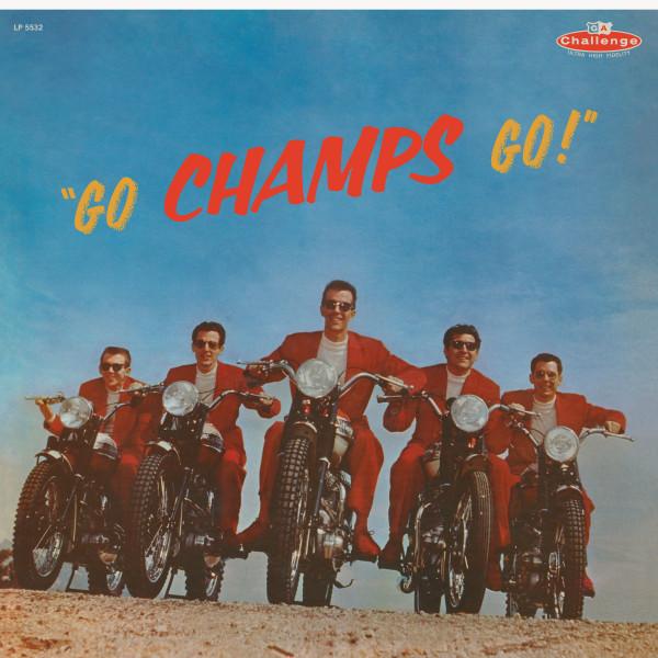 Go Champs Go! (LP)