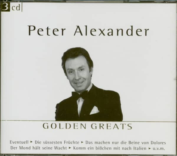 Golden Greats (3-CD)