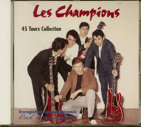 Les Champions - 45 Tours Collection (CD)