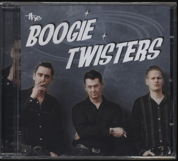 The Boogie Twisters (CD)