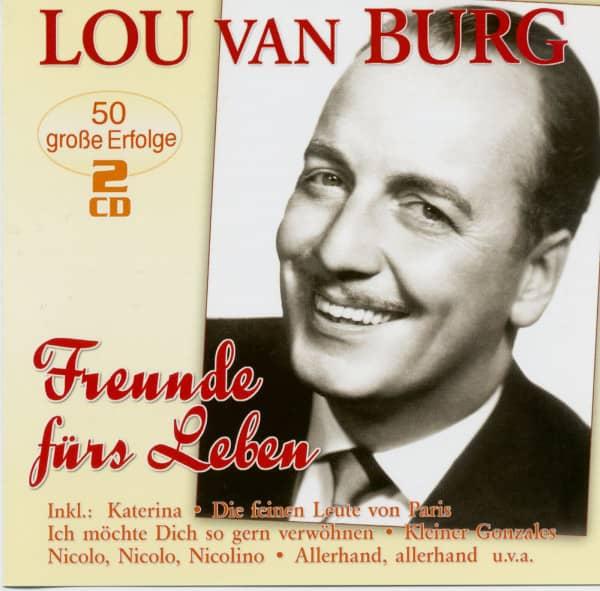 Freunde fürs Leben - 50 große Erfolge (2-CD)