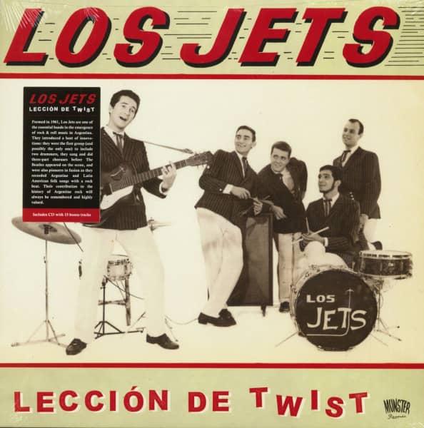 Leccion De Twist (LP & CD)