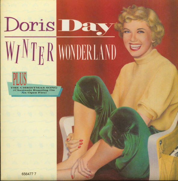 Winter Wonderland - The Christmas Song (7inch, 45rpm, PS, SC)