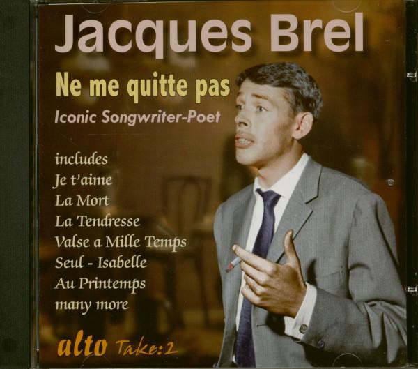 Ne Me Quitte Pas (CD)