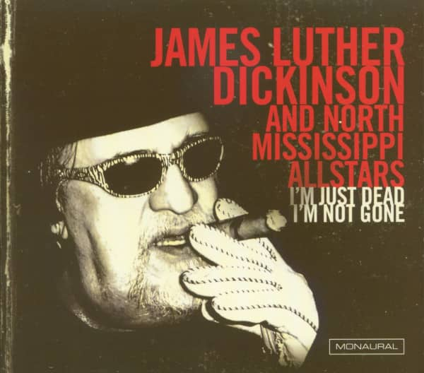 I'm Just Dead I'm Not Gone (CD)