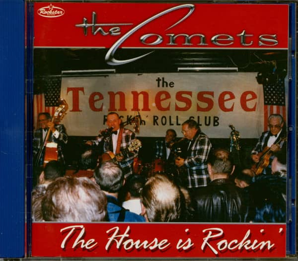 The House Is Rockin' (CD)