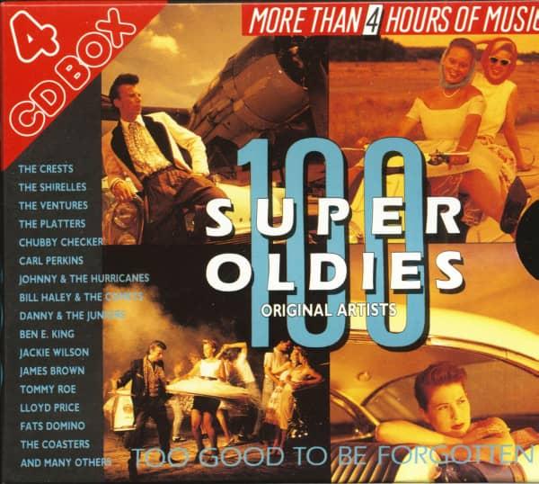 100 Super Oldies (4-CD)
