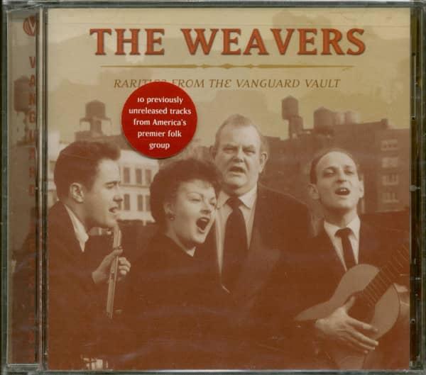 Rarities From The Vanguard Vault (CD)