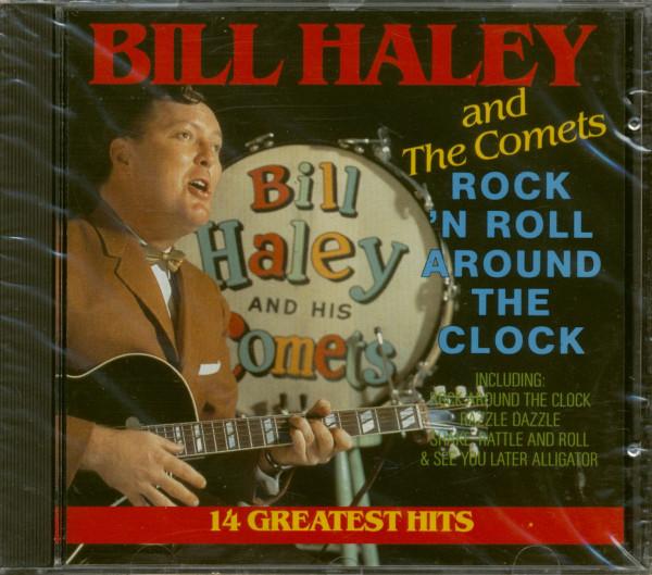 Rock 'N Roll Around The Clock (CD)
