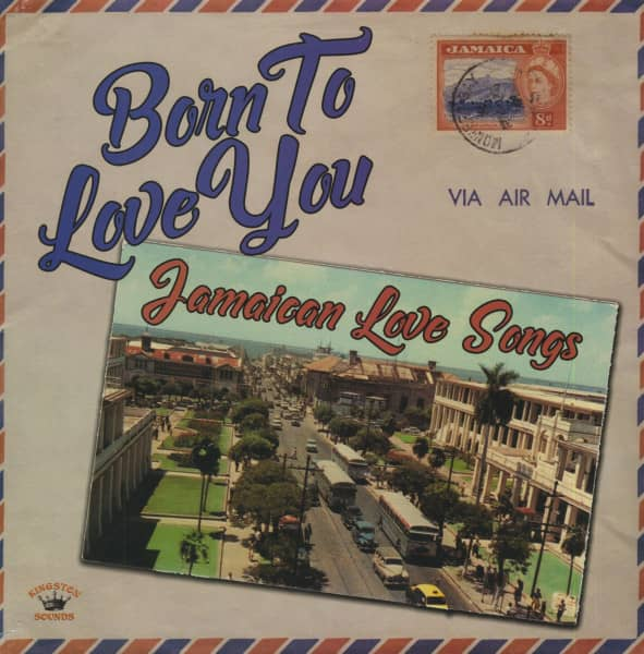 Born To Love You - Jamaican Love Songs (LP)