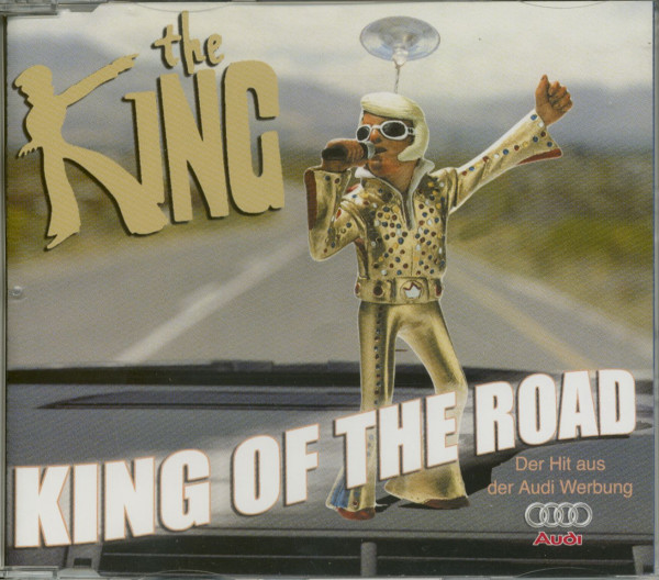 King Of The Road - Maxi CD