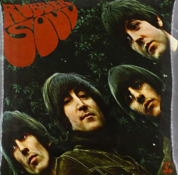 Rubber Soul (remastered, 180g vinyl)