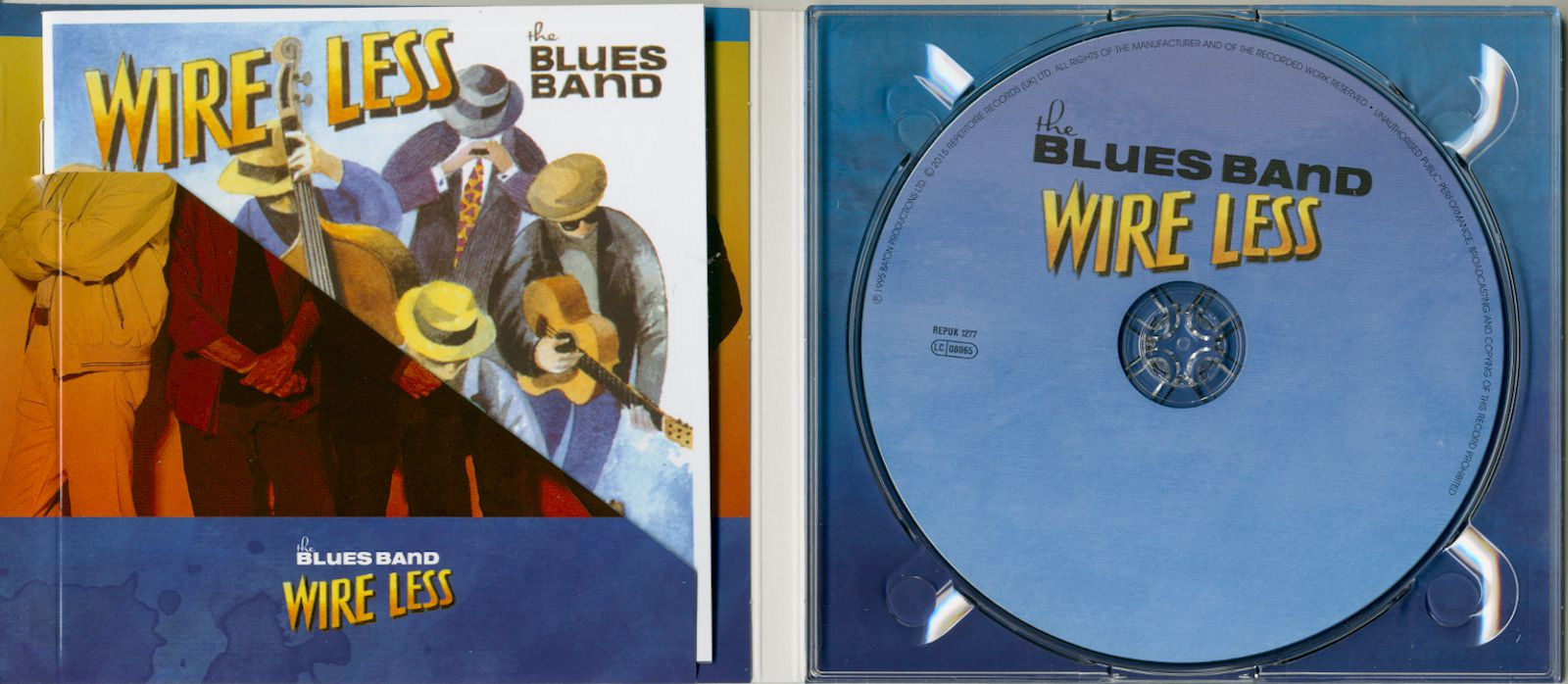 The Blues Band Wire Less