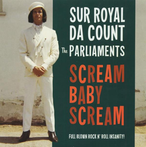Scream Baby SCream 7inch, 45rpm, PS