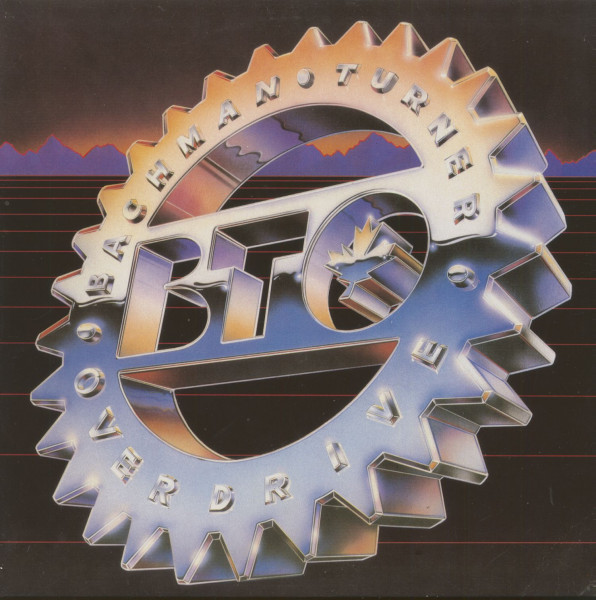 BTO - Bachman Turner Overdrive (LP)