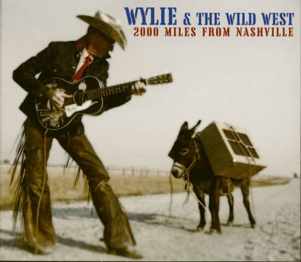 2000 Miles From Nashville (CD)