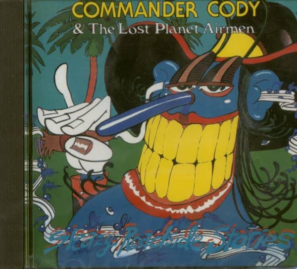 Sleazy Roadside Stories (CD)