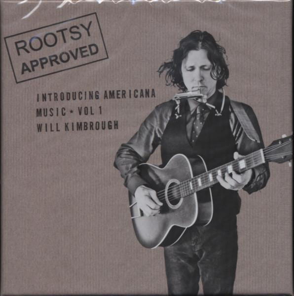 Introducing Americana Music Vol.1 3-CD