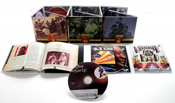 Electric Blues - Plug It In! Turn It Up! - Vol. 1-4 CD-Bundle (12-CD)