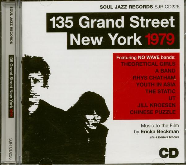 135 Grand Street New York 1979 (CD)