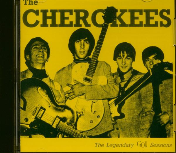 The Legendary Go Sessions (CD)