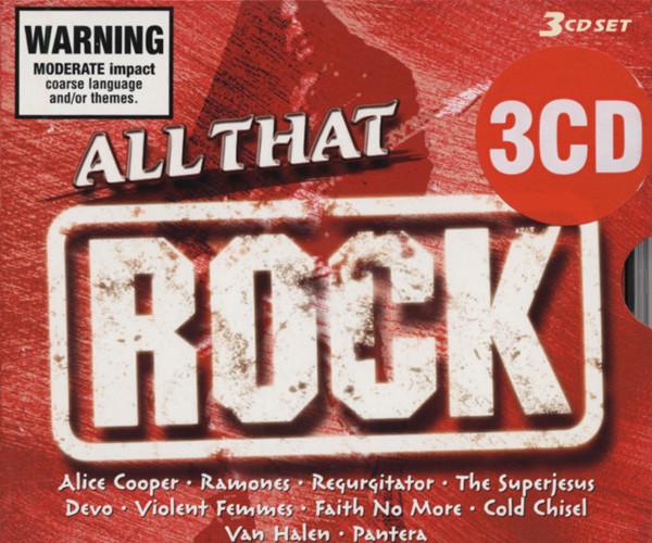 All That Rock (3-CD)