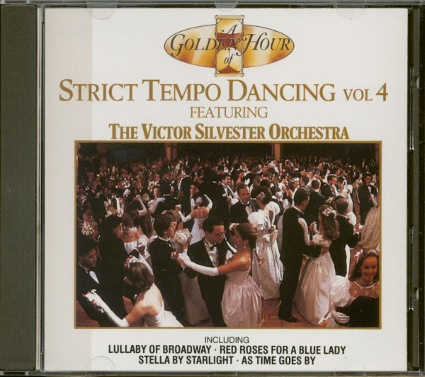 A Golden Hour Of Strict Tempo Dancing - Vol 4 (CD)