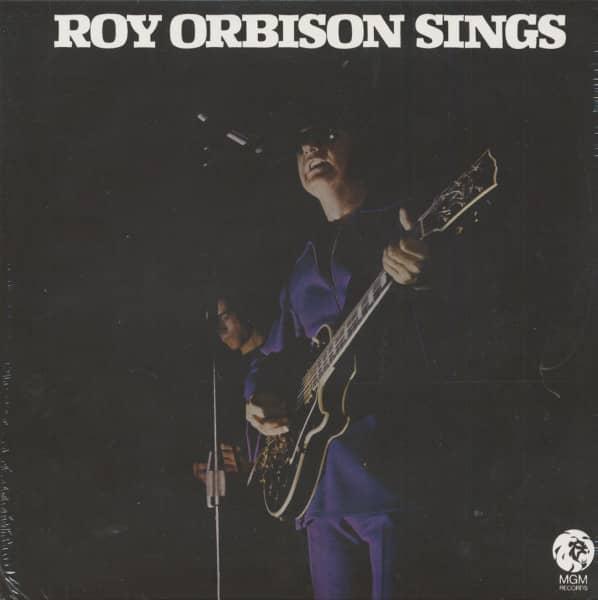 Roy Orbison Sings (LP)