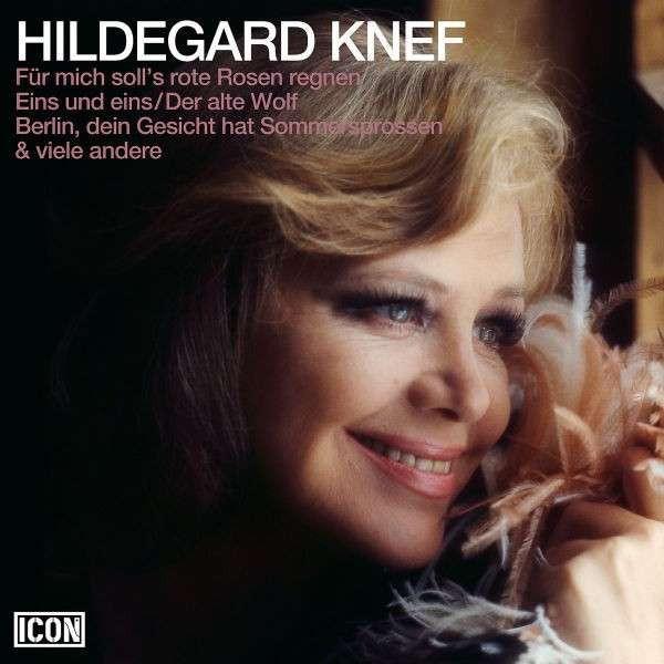 Hildegard Knef - Icon