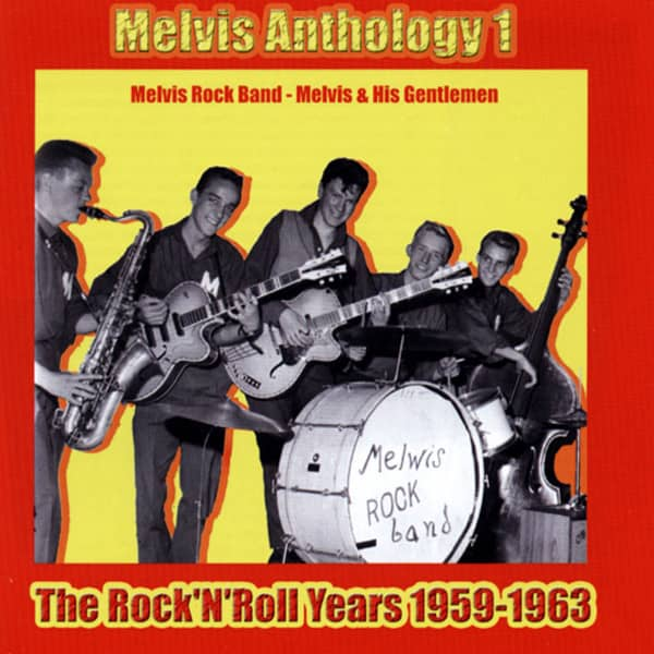 The Rock & Roll Years 1959-63 Anthology Vol.1