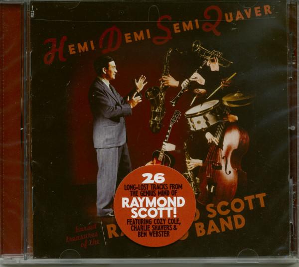 Hemi Demi Semi Quaver (CD)