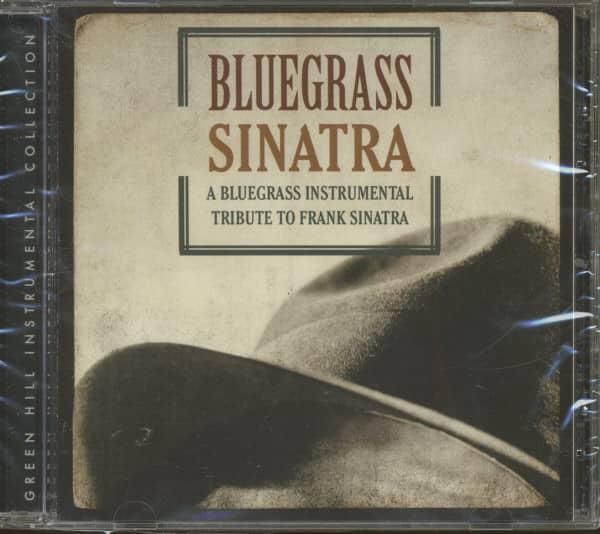 Bluegrass Sinatra (CD)