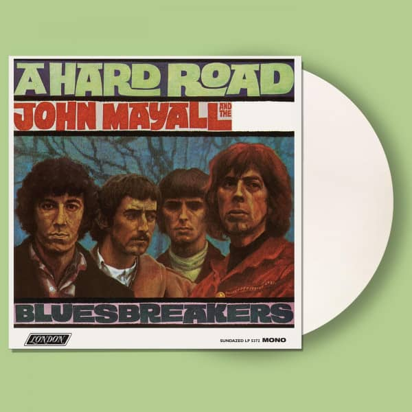 A Hard Road (1967) Mono Edition (LP - Colored Vinyl)