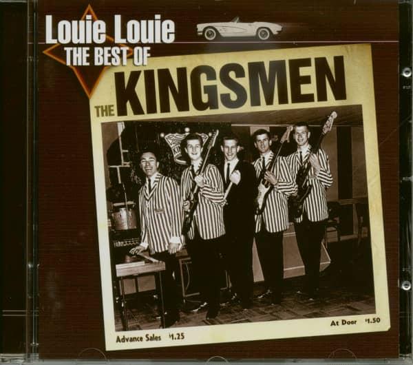 Louie Louie - The Best Of (CD)
