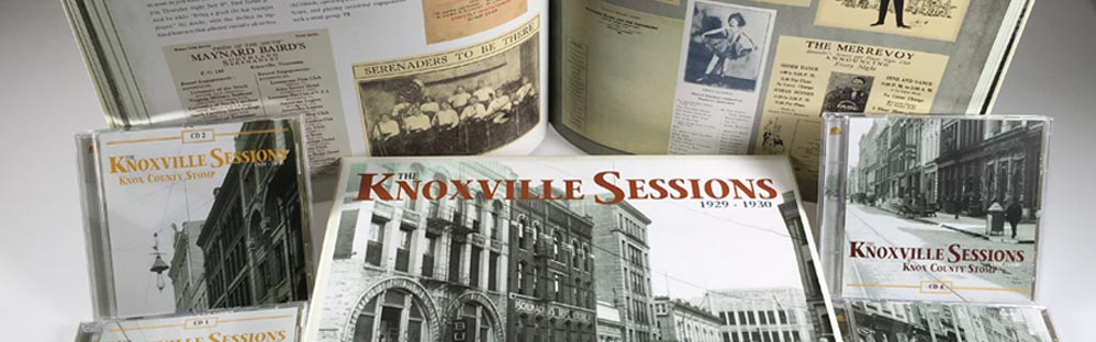 The Knoxville Sessions 1929 - 1930