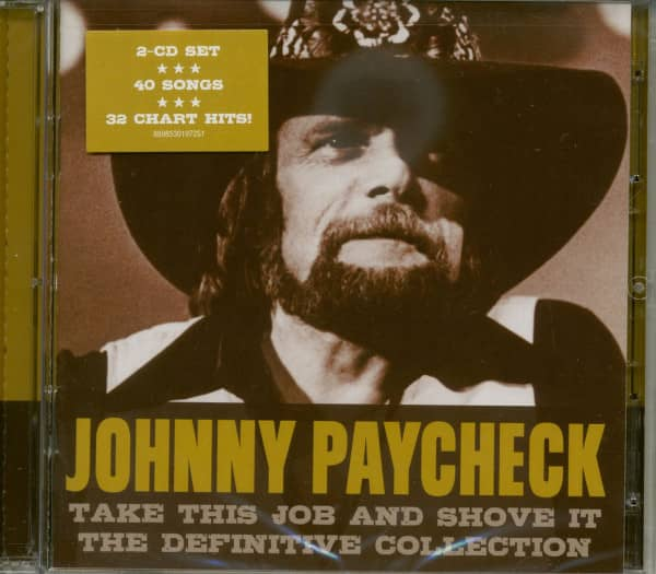 Take This Job And Shove It - The Definitive Collection (2-CD)