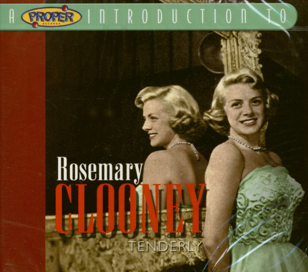 A Proper Introduction To Rosemary Clooney - Tenderly (CD)