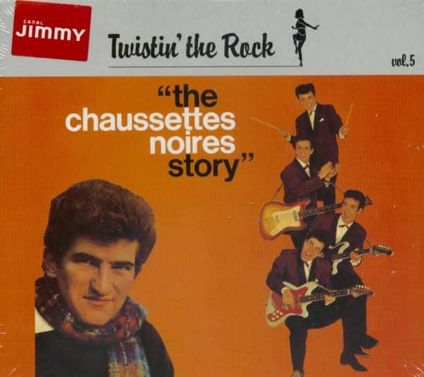 Story - Twistin' The Rock Vol.5 (CD)