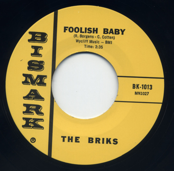 Foolish Baby - Can You See Me 7inch, 45rpm
