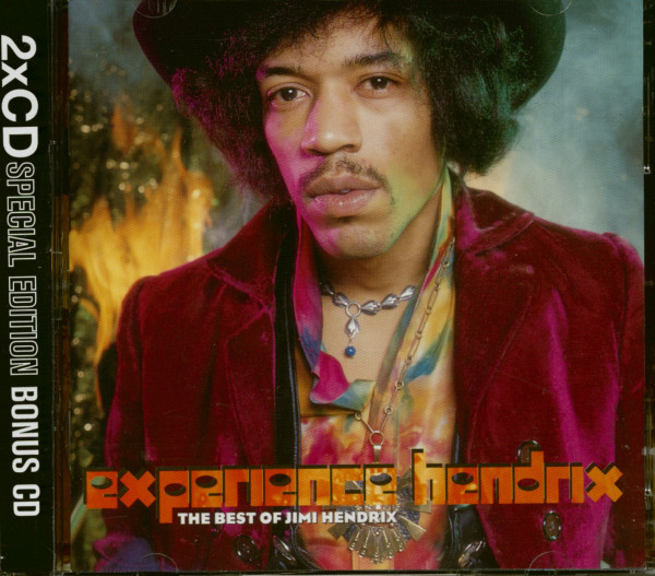 Experience Hendrix - The Best of Jimi Hendrix (2-CD)