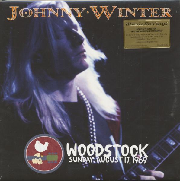 Woodstock, Sunday August 17, 1969 (2-LP, 180g Vinyl)