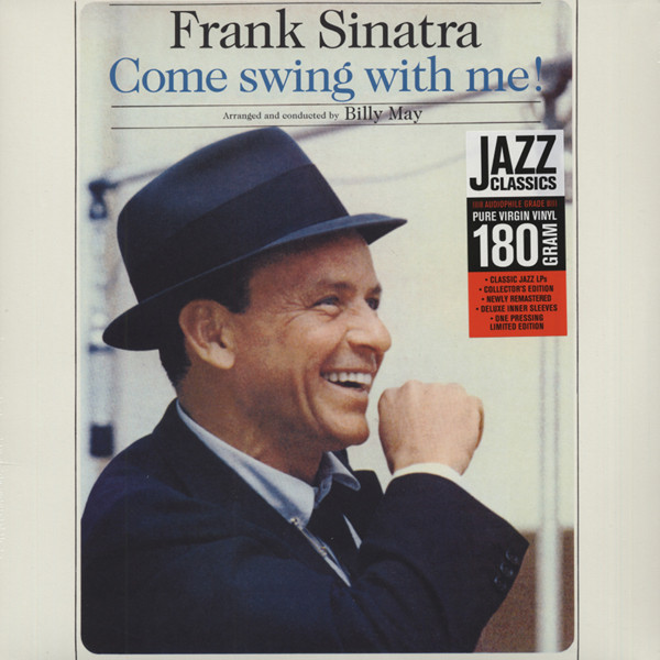 Come Swing With Me!...plus 180g Vinyl Rmst.