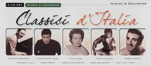 Classici d'Italia (6-CD Box)