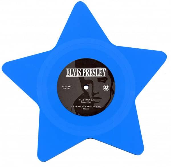 Blue Moon Shaped-EP (Blue Vinyl)