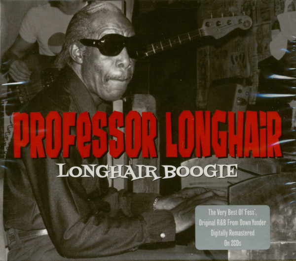 Longhair Boogie (2-CD)